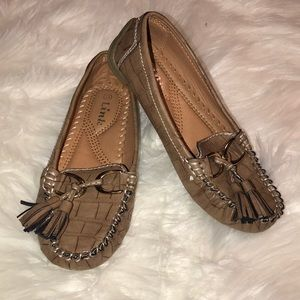 NWT HORSEBIT LOAFERS SLIP ON DRESS SHOES GIRLS 13